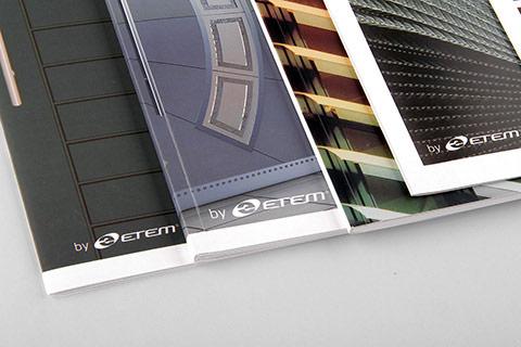 Изработка на каталози и брошури за архитектурна компания от студио за графичен дизайн в София