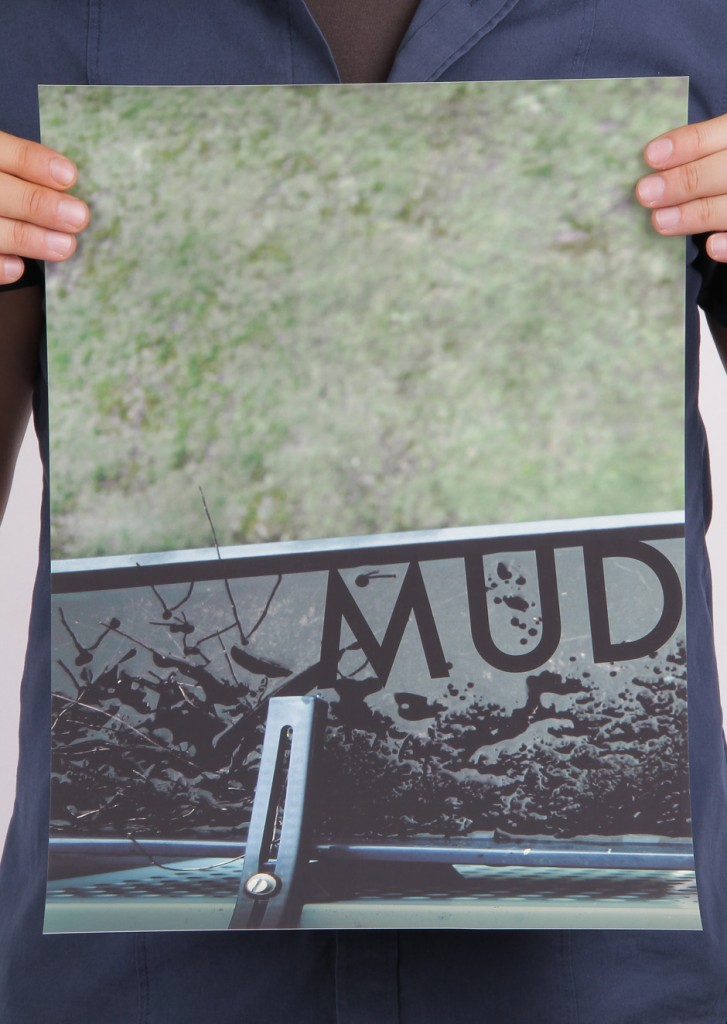 Poster design for MUD theater