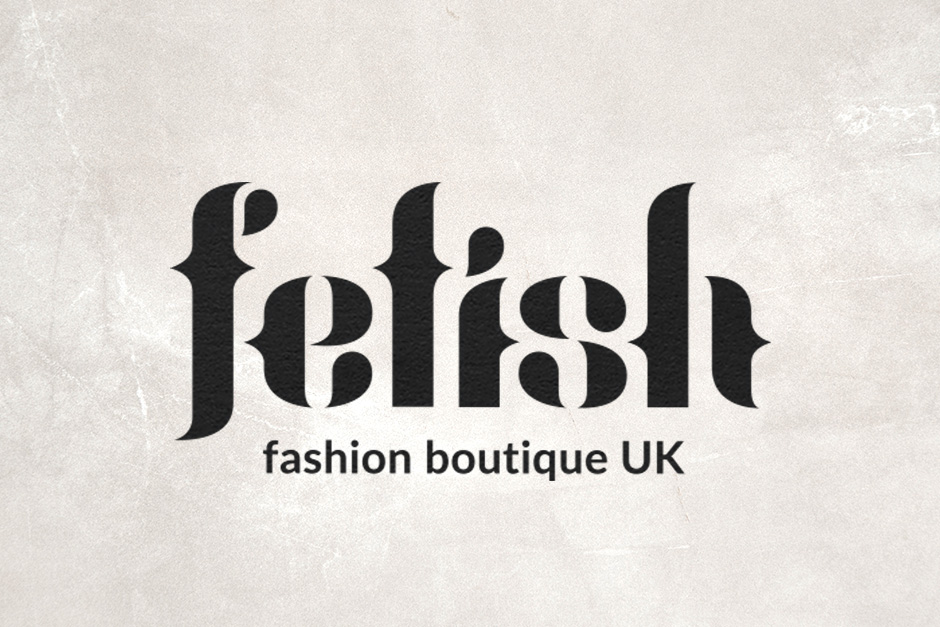 Fashion logotype design