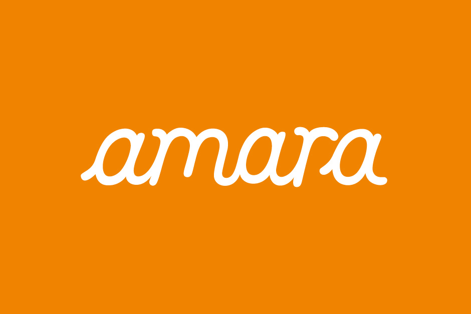 Amara raw bar logo
