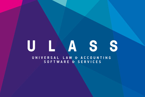 ULASS law and accounting agency logo