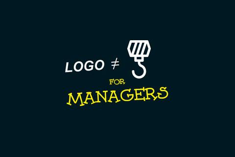Ce que c'est le logo et ce qu'il n'est pas