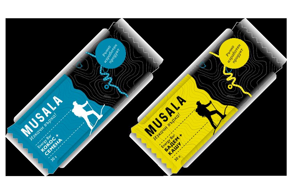 Дизайн на опаковки за здравословни храни