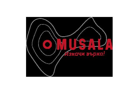 Design de logo pour nutrition sportive